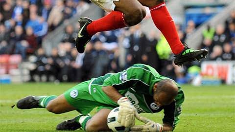Ali Al Habsi,, Wigan Athletic