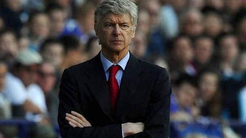 Arsenal's spring swan dive