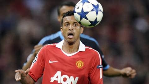 Nani, Manchester United
