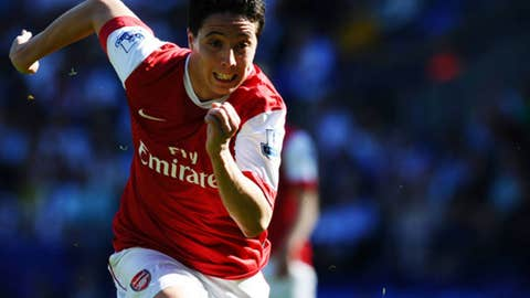 Samir Nasri, Arsenal
