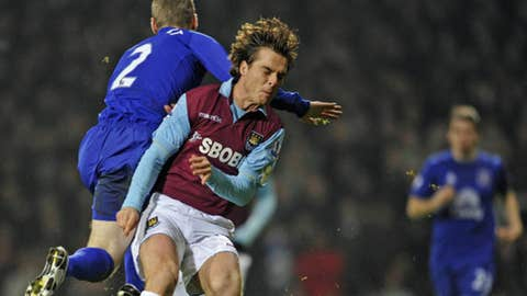 Scott Parker, West Ham United