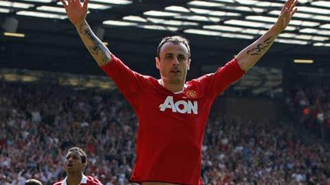 Dimitar Berbatov,F, Manchester United