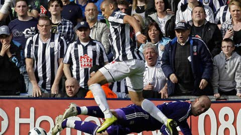 Peter Odemwingie, West Bromwich Albion