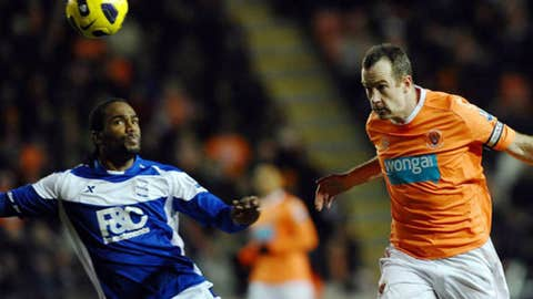 Charlie Adam, Blackpool