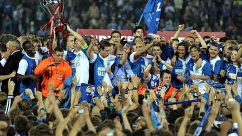 Champions of Genk
