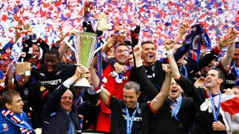 Champions of Scotland
