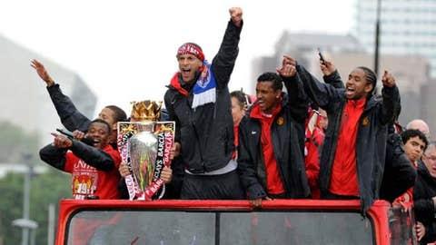 Champions of England