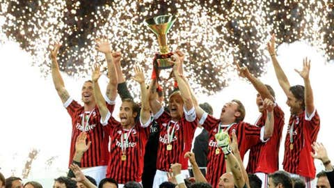 Champions of Italy