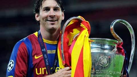 Messi FB 053011