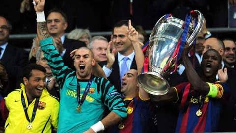 Glory, glory, Barcelona