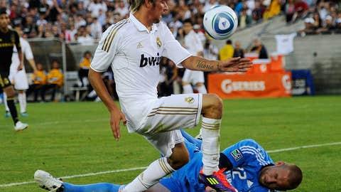 Fabio Coentrao, D, Real Madrid