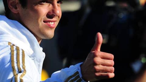 Kaka, M, Real Madrid