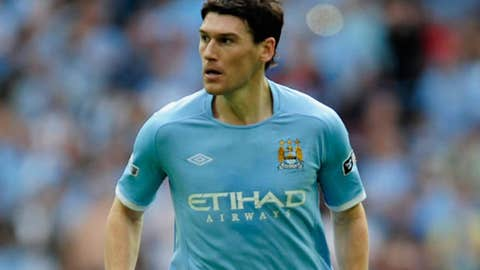 Gareth Barry, DM, City