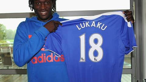 Romelu Lukaku, F, Chelsea
