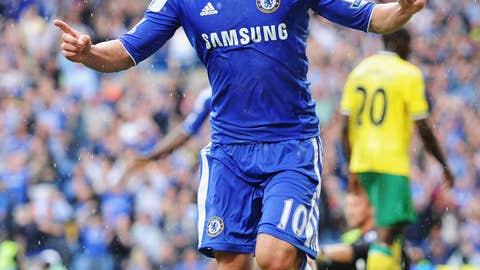 Juan Mata, F, Chelsea