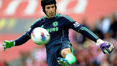 Petr Cech, GK, Chelsea