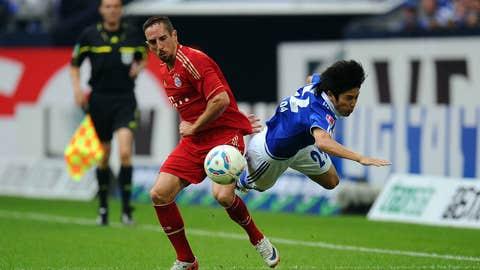 Franck Ribery, W, Bayern Munich