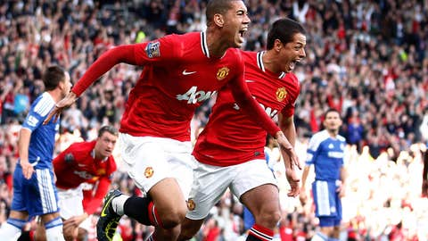 Chris Smalling, CB, United