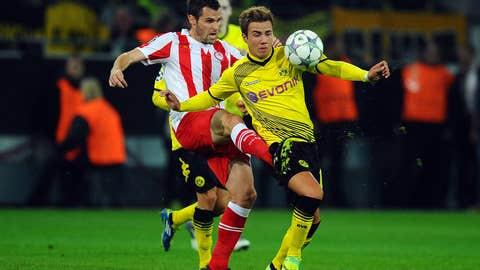 Borussia Dortmund v Olympiacos FC - UEFA Champions League