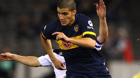 Nicolas Blandi, F, Boca Juniors