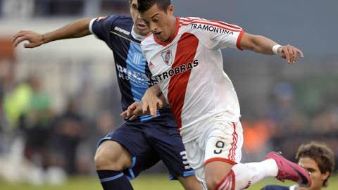 Rogelio Funes Mori, F, River Plate