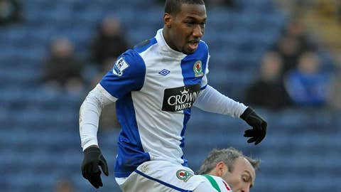 Junior Hoilett, F, Blackburn