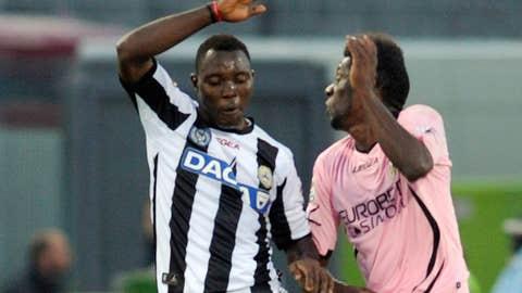 Kwadwo Asamoah, M, Udinese