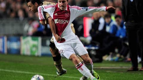 Christian Eriksen, M, Ajax