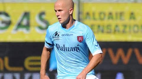 Michael Bradley, M, Chievo