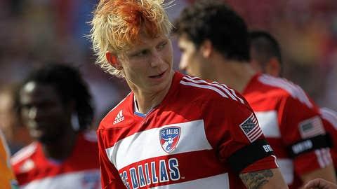 Brek Shea, M, FC Dallas