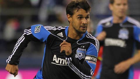 Chris Wondolowski, F, San Jose