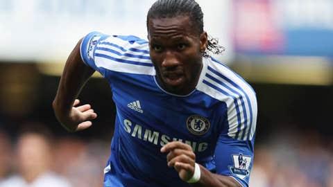 Didier Drogba, F, Chelsea