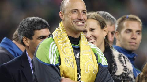 Kasey Keller, G, Seattle Sounders