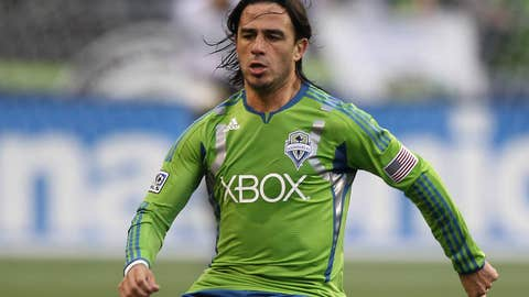 Mauro Rosales, M, Seattle Sounders