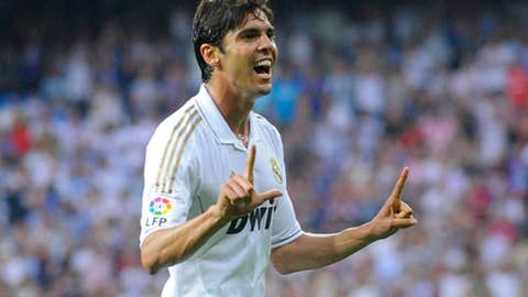 Kaka, M, Real Madrid