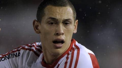 Lucas Ocampos, W/F, River Plate