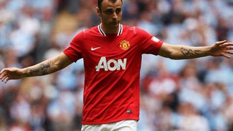 Dimitar Berbatov, F, Manchester United