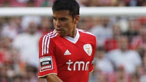 Javier Saviola, F, Benfica