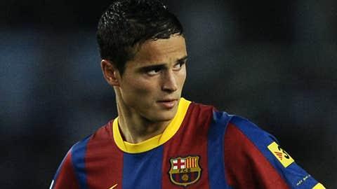 Ibrahim Afellay, M/W, FC Barcelona