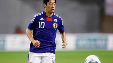 Shinji Kagawa, M/F, Borussia Dortmund