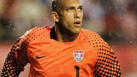 Tim Howard, GK, (6)