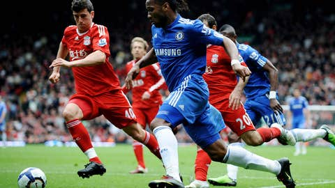 May 2, 2010: Liverpool 0, Chelsea 2