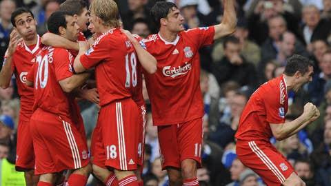 Oct. 26, 2008: Chelsea 0, Liverpool 1