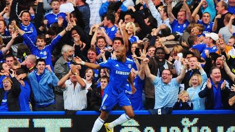 Oct. 4, 2009: Chelsea 2, Liverpool 0