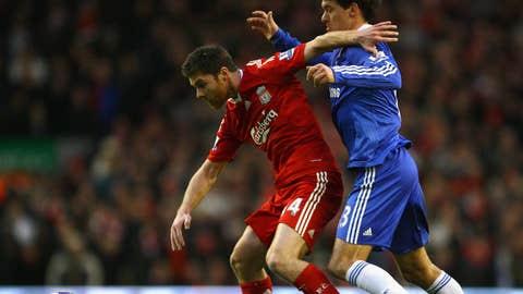 Feb. 1, 2009: Liverpool 2, Chelsea 0