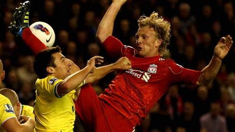 Dirk Kuyt, F, Liverpool