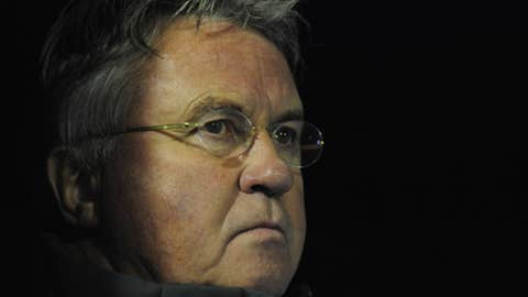 Guus Hiddink, manager, unemployed