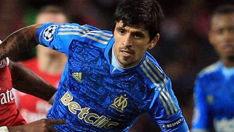'Lucho' Gonzalez, M, Olympique de Marseille