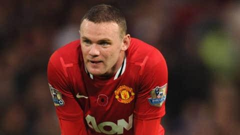 Wayne Rooney, F, United