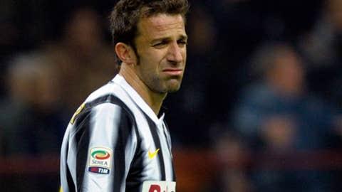Alessandro Del Piero, M, Juventus/Italy